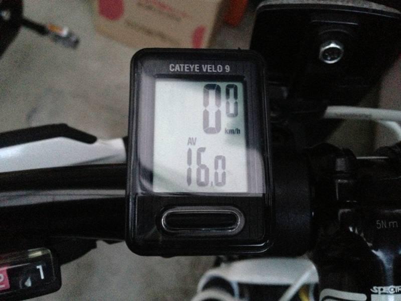 平均速度16km