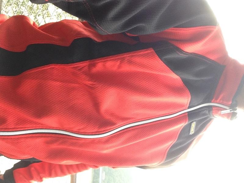 SPAKCT 203 サイクリング フリースジャケット