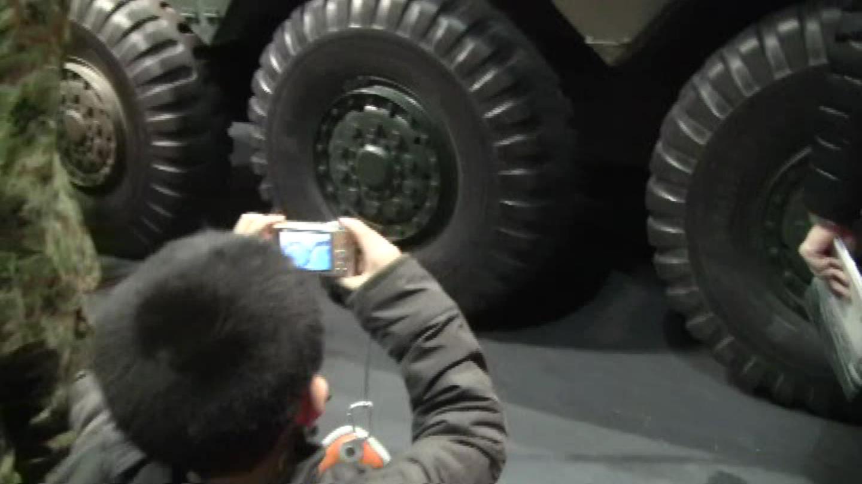 陸上自衛隊・装甲車