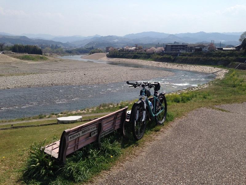 紀ノ川河川敷