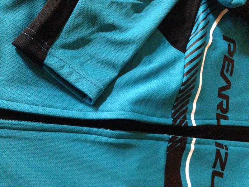 袖口の形状