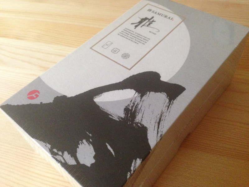 フリーテル・SAMURAI 雅-MIYABI-のパッケージ