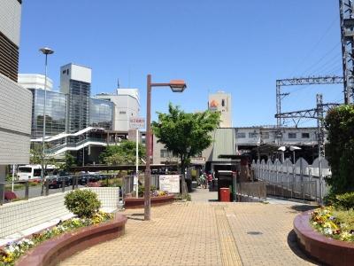河内長野駅前