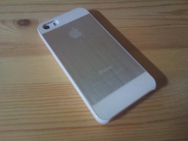 iPhone5のカバーでカバー