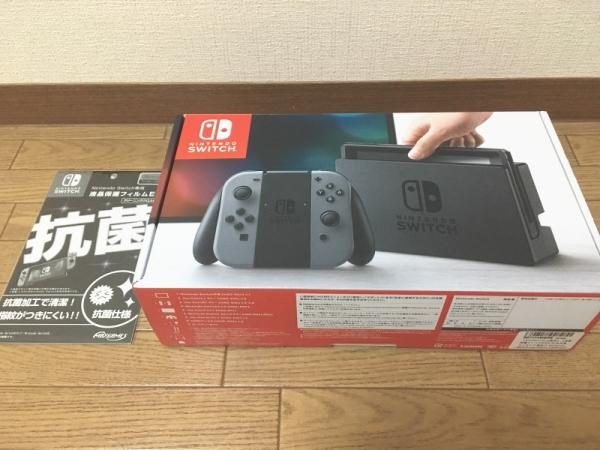 [プライムデー限定] Nintendo Switch