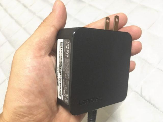レノボ「Ideapad C340(15)」ACアダプター